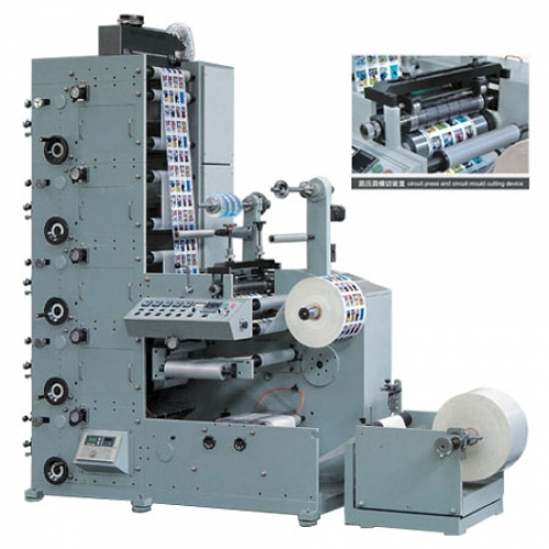 The introduction of flexo printing machine classification